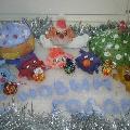 Смешарики празднуют Новый год