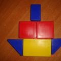 Игры с блоками Дьенеша.