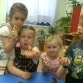 Сказка про непослушных барашков (настольный деревянный театр для детей 2–4 лет).