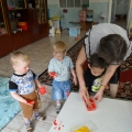 Непосредственная образовательная деятельность для детей раннего возраста «У солнышка в гостях»