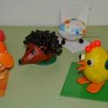 «Яичные фантазии». Выставка совместных работ родителей и детей