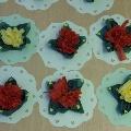 Цветы для Милых Дам— бабушек и мам.