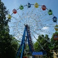 Парк отдыха в Мичуринске