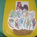 «Украсим яичко к Пасхе!» Конспект совместной изодеятельности с детьми 3-го года жизни