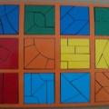 Развивающая игра «Сложи квадрат» (В. П. Никитина)