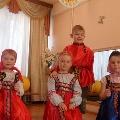Приобщаемся к истокам русской культуры.