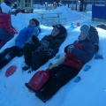 Зимняя прогулка в старшей группе. «Зимнее путешествие»