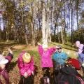 Формирование экологической культуры детей старшего дошкольного возраста в процессе наблюдения в живой природе.