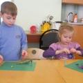 Занятие по лепке с детьми подготовительной группы. «Весёлые дракончики».