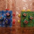 Дидактическая игра «Волшебные крышечки»