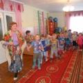Культурный досуг в детском саду «Святочные вечера»
