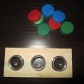 Дидактическое пособие «Звуковая линейка» для детей старшего дошкольного возраста