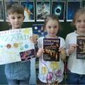 Информационно-исследовательский проект «Космос»