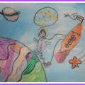 Информационно-творческий проект «Дорога к звездам»