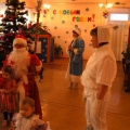 «Новый год!» Сценарий праздника для детей младшей группы