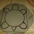 Мастер-класс «Кофейная черепашка-магнит»