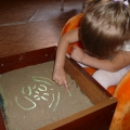 «Рисуй, малыш, рисуй всегда— и будет мир прекрасен»