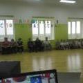 В Ачитском детском саду «Улыбка» проводился спортивный праздник «Папа, мама, я— спортивная семья»