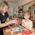Мастер-класс по изготовлению аппликации в технике «Пейп-арт» для детей 4–5 лет и их родителей