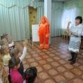 Развлечение для детей старшего дошкольного возраста «Пословица недаром молвится».