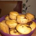 Кексы «Барни» домашнего приготовления
