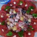 Салат «Сырный». Рецепт