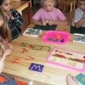 Использование игровых упражнений на занятиях по обучению грамоте