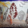 Детские рисунки «Поздняя осень», «Зимушка-зима»