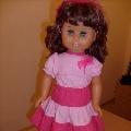 Дидактическая кукла Наташа