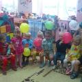 «Праздник воздушных шаров» во второй младшей группе