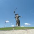 Кланяюсь тебе, Волгоград! Фоторепортаж туриста.