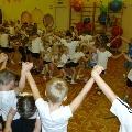 Неделя здоровья для педагогов и дошкольников в детском саду.