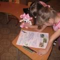 Занятия в рамках экологического проекта «Птицы»