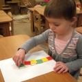 Конспект игры-занятия «Построим для Маши высокую башню»— совместная деятельность воспитателя с детьми младшей группы.