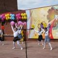 Выступления танцевального кружка «Малышок»