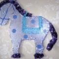 Моя лошадка— символ 2014 года. Мастер-класс по изготовлению игрушки