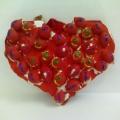 «Сердечко для мамы с папой»— поделка ко Дню Святого Валентина