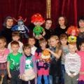 Проект «Играем в кукольный театр»