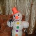 «Веселый снеговик»