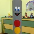Мастер-класс «Светофор-полицейский» из подручного и бросового материала