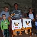 Оформление клумб в детском саду
