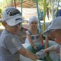 Консультация для родителей «Игры с водой»