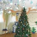 Новогоднее убранство музыкального зала 2012–2013 г.