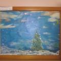 Выставка поделок «Новогодние воспоминания» в средней группе «Звоночки»