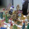 «Новогодние сувениры» руками малышей