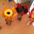 Осенние чудо-вазочки