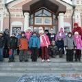 Реализация познавательно-исследовательского проекта «Люблю тебя, Сибири стольный град!»