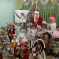 Новогодний утренник «Волшебная книга Деда Мороза»