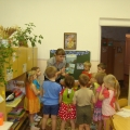 План— конспект непосредственно организованной деятельности детей в старшей группе «Свойства воды»