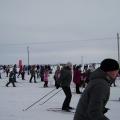 Юные лыжники «Лыжни России»